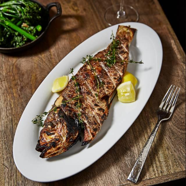 Snapper - Council Oak Steaks & Seafood at Seminole Hard Rock Hotel & Casino Hollywood Florida, Hollywood, FL