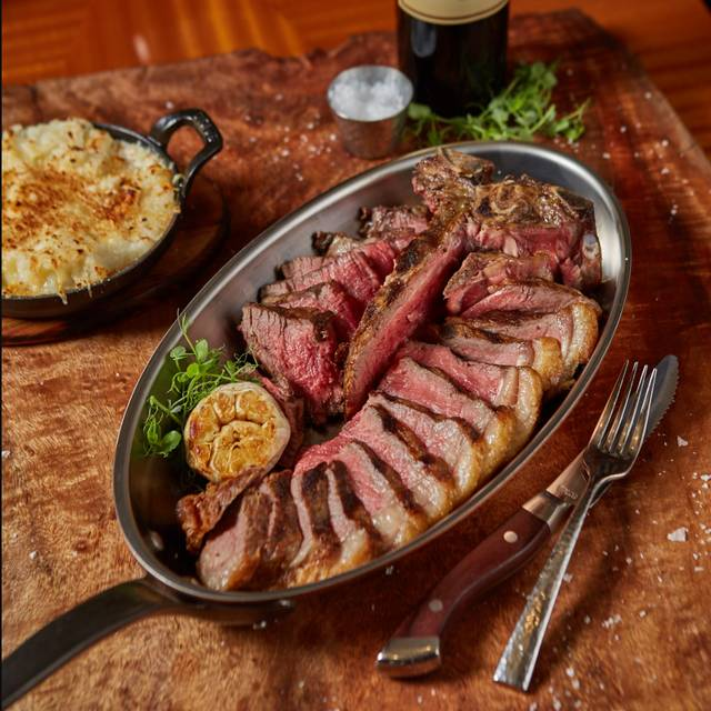 Steak - Council Oak Steaks & Seafood at Seminole Hard Rock Hotel & Casino Hollywood Florida, Hollywood, FL