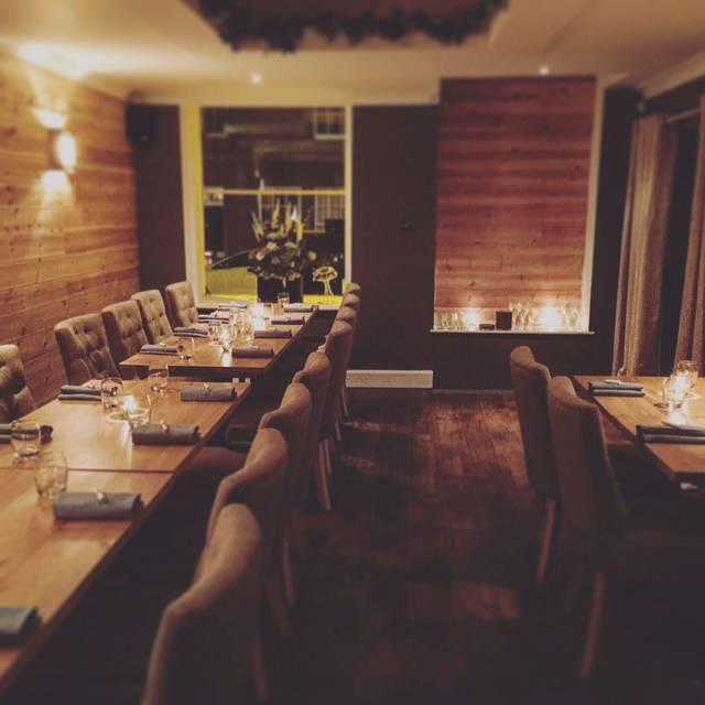 Seasons Restaurant Edinburgh, Edinburgh