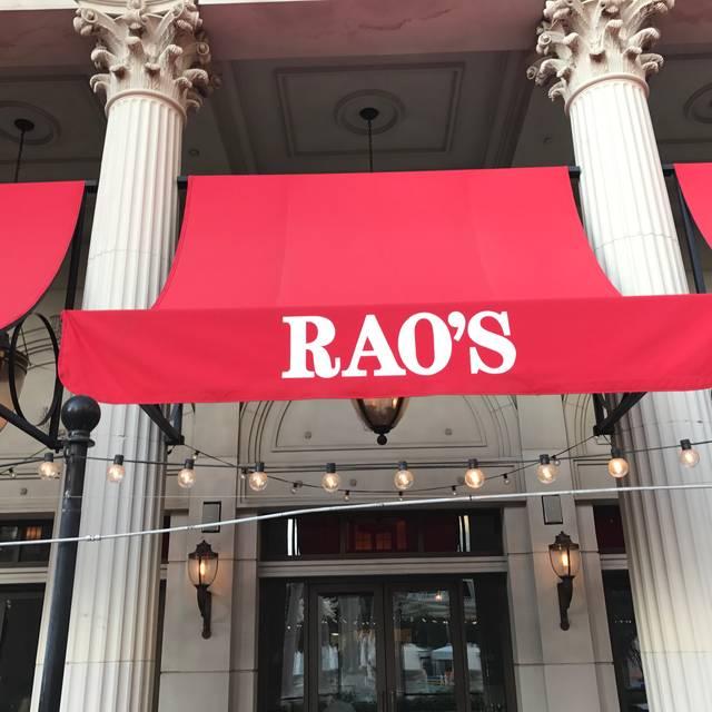 Rao's - Caesars Palace Las Vegas, Las Vegas, NV