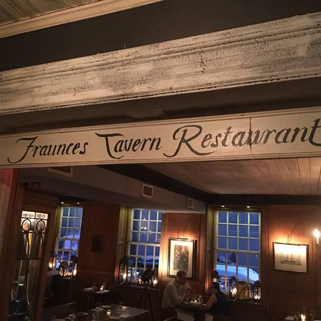 Fraunces Tavern, New York, NY