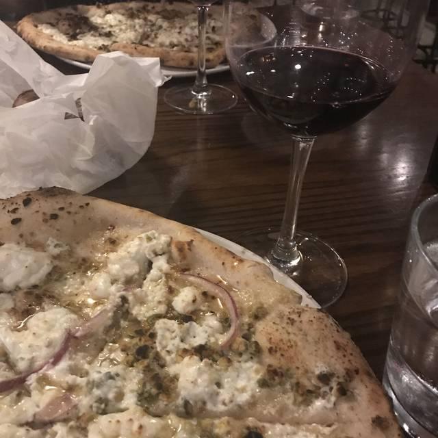 Babbo Pizzeria e Enoteca, Boston, MA