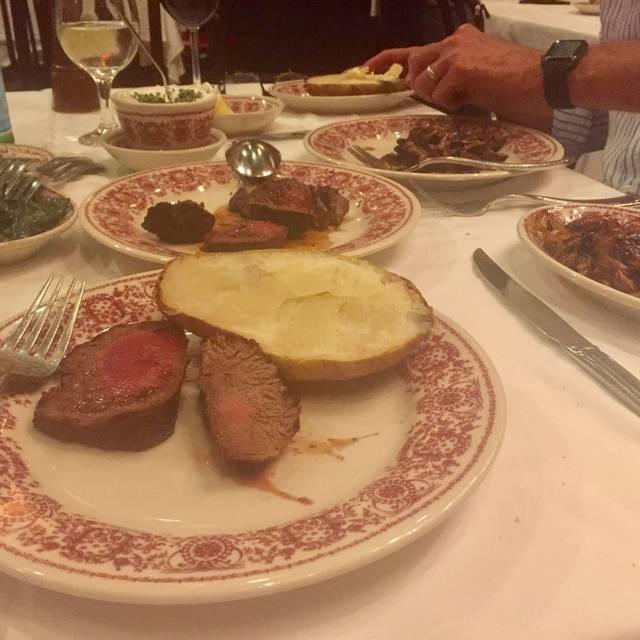 Sparks Steak House, New York, NY