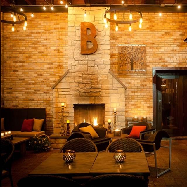 Basta Italian Restaurant, Cranston, RI