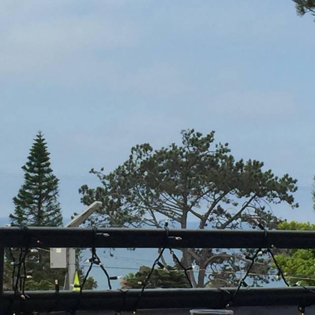Beeside Balcony, Del Mar, CA