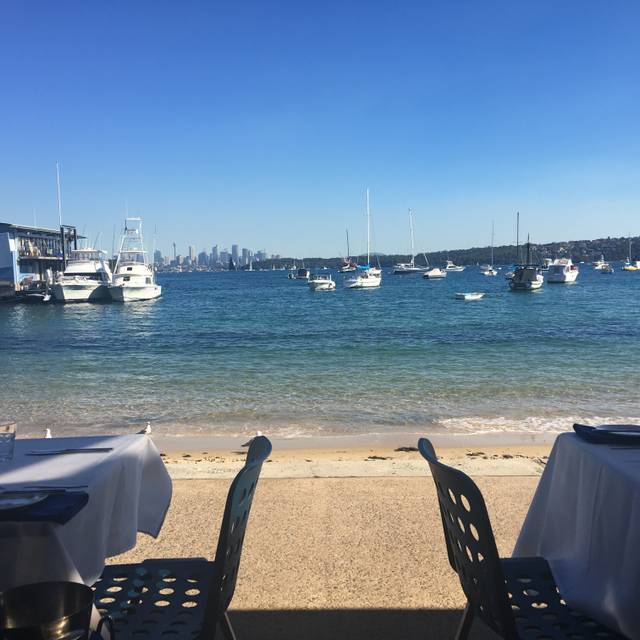 doyles on the beach au nswwatsons bay opentable