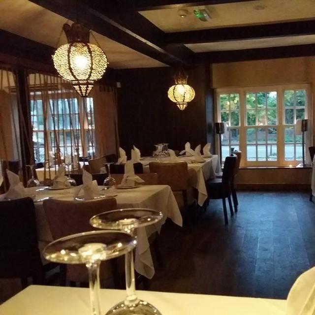 Lumbini Restaurant Uxbridge Menu