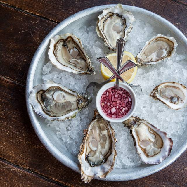 Oysters - Wright Brothers - South Kensington, London