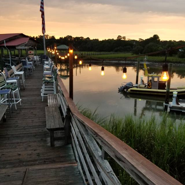 Shem Creek Bar and Grill, Mount Pleasant, SC