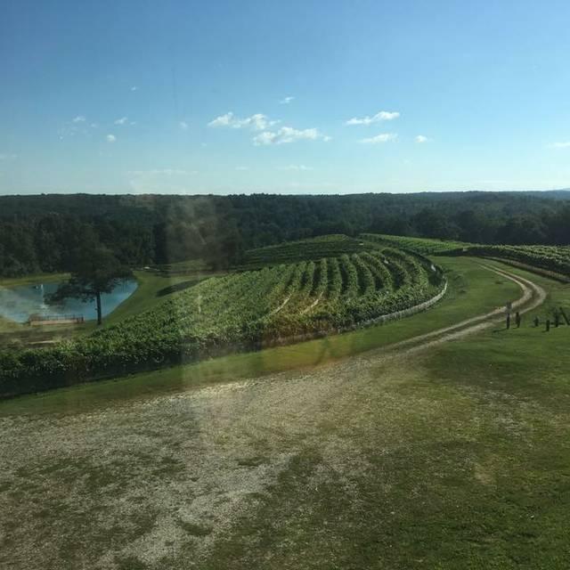 Le Vigne at Montaluce Winery, Dahlonega, GA
