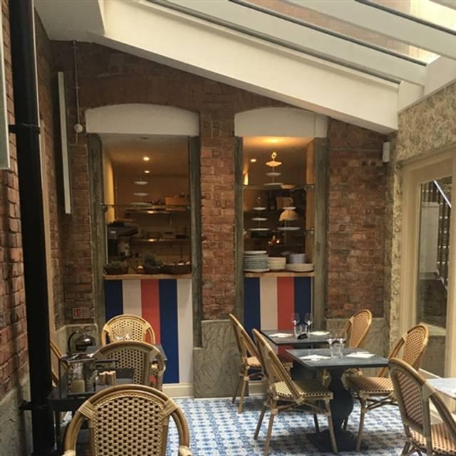 Le Vieux Comptoir, London