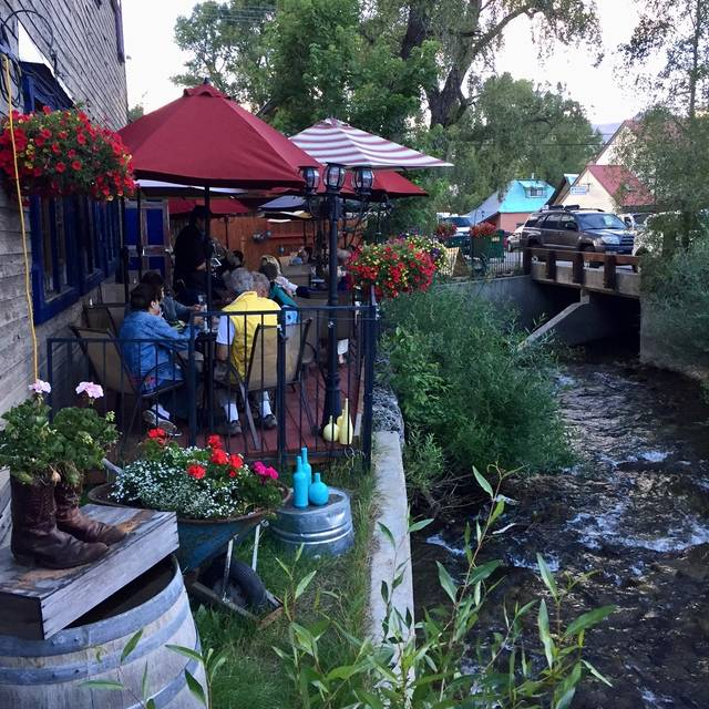 Coal Creek Grill, Crested Butte, CO