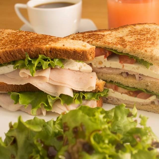 Sandwich - La Pulmonia - La Pulmonia Seafood & SteakHouse, Boca del Río, VER