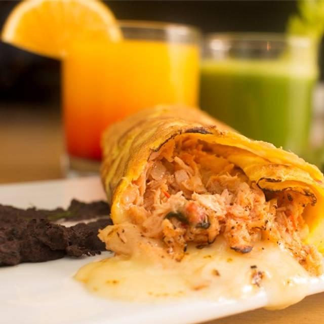Taco - La Pulmonia - La Pulmonia Seafood & SteakHouse, Boca del Río, VER