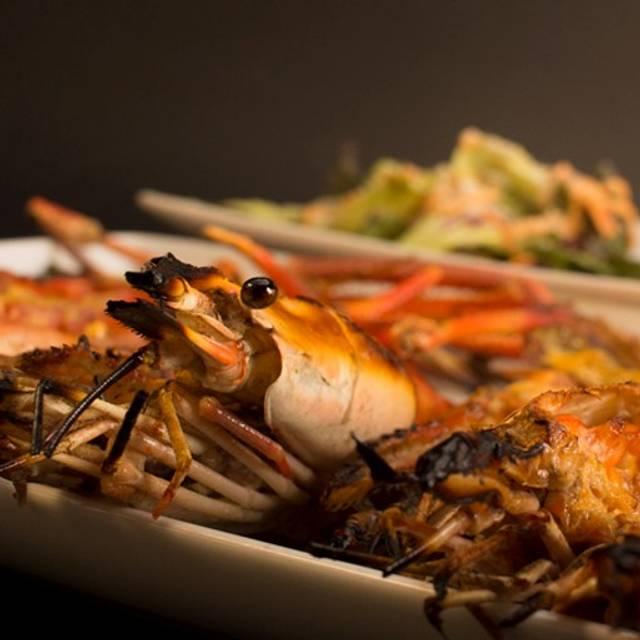 Langosta - La Pulmonia - La Pulmonia Seafood & SteakHouse, Boca del Río, VER