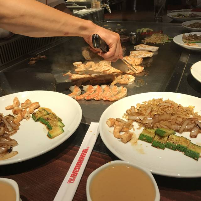 Benihana - Beaverton, Beaverton, OR