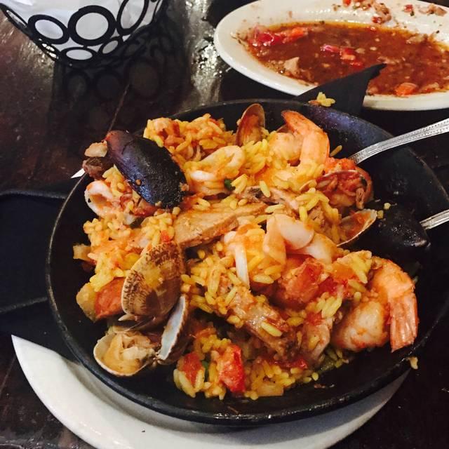 Andalucia Tapas Restaurant & Bar, Houston, TX