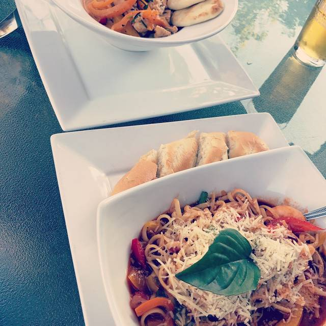 Basil Restaurant, Weston, WI