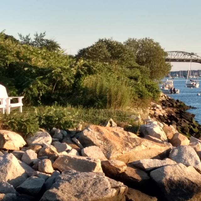 Boat House Waterfront Dining, Tiverton, RI