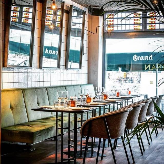 Cafe Partisan, Amsterdam, Noord-Holland