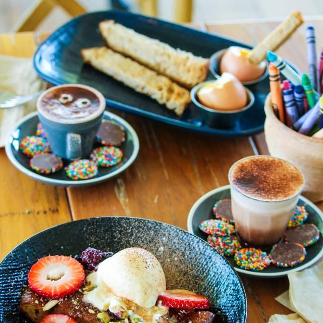Kids Food - Centennial Homestead, Sydney, AU-NSW