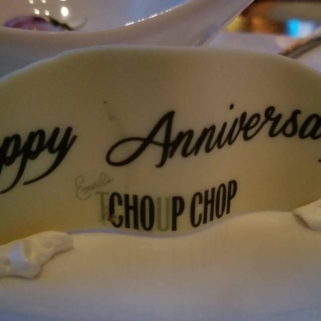 Emeril's Tchoup Chop, Orlando, FL