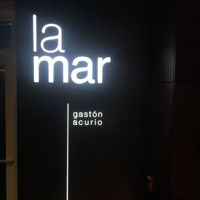La Mar by Gastón Acurio, Miami, FL