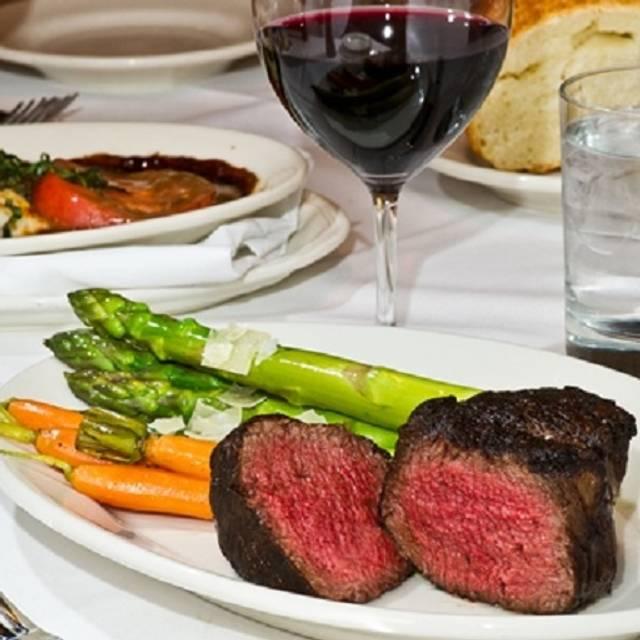 Steak - Spencer's For Steaks & Chops, Seatac, WA