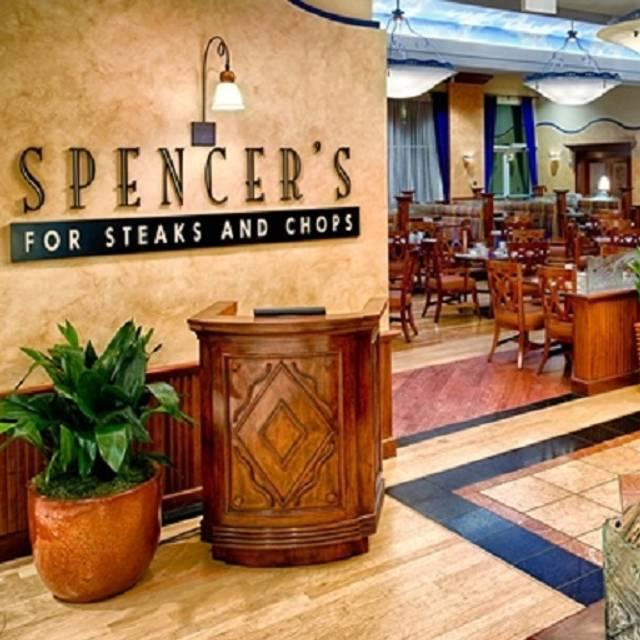 Entrance - Spencer's For Steaks & Chops, Seatac, WA