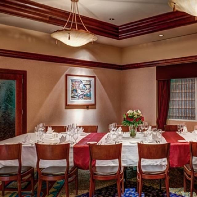 Private Dining Room  - Spencer's For Steaks & Chops, Seatac, WA