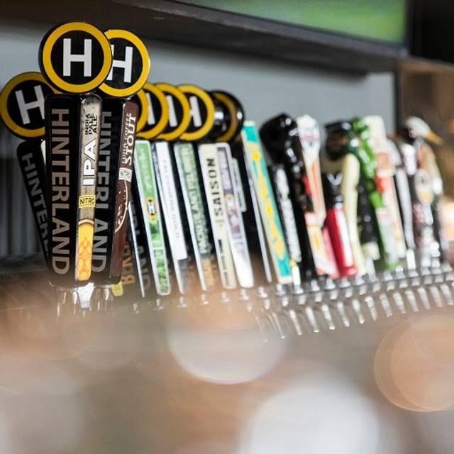 Hinterland Brewery & Restaurant, Green Bay, WI