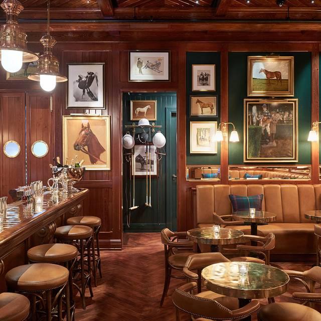 Ralph 39 s coffee bar london opentable for Ralph s coffee london