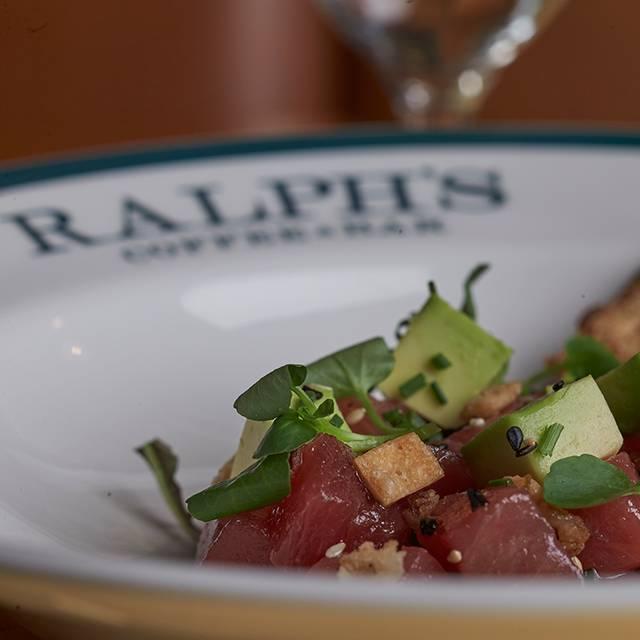 Ralph's Coffee & Bar, London