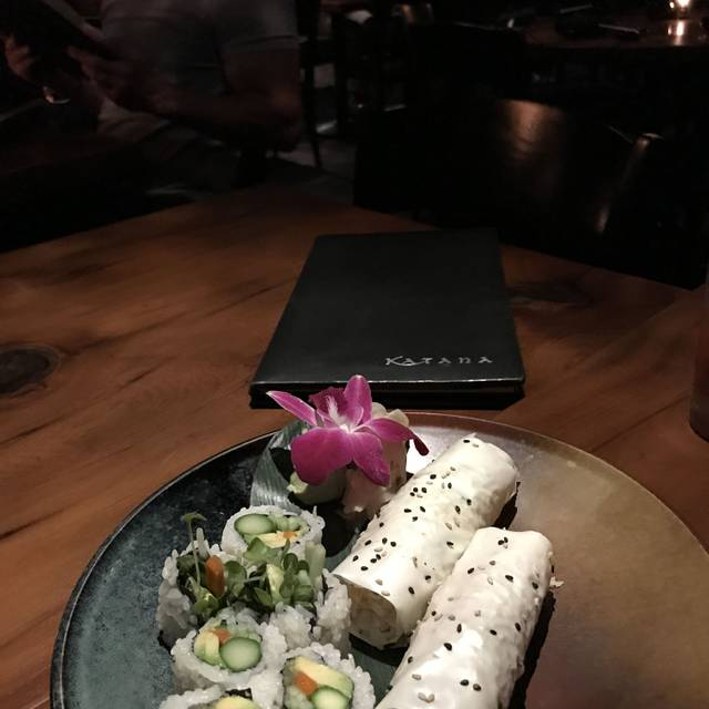 Katana, West Hollywood, CA