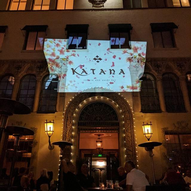 Katana, West Hollywood, CA