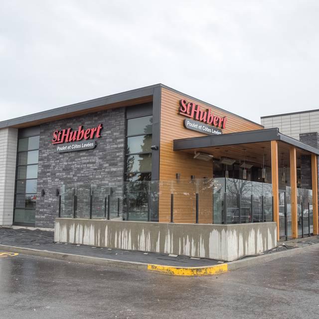 Rôtisserie St-Hubert - Drummondville, Drummondville, QC