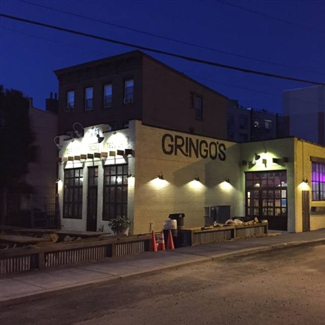 Gringo's, Jersey City, NJ