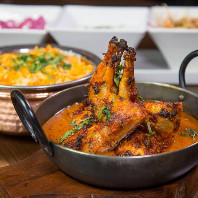 1580 Indian Contemporary Dining, Birmingham, West Midlands