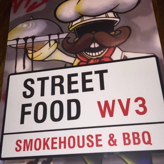 Street Food Smokehouse Bbq Wolverhampton