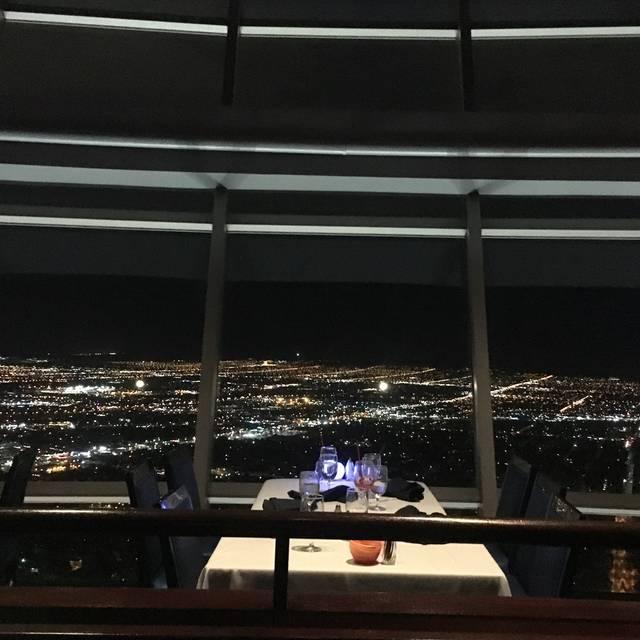 Top of the World Restaurant - Stratosphere Hotel, Las Vegas, NV