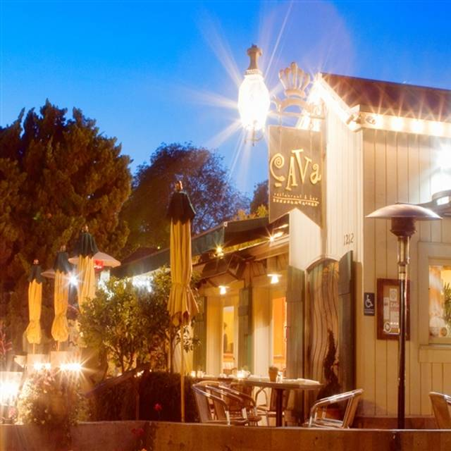 Cava Restaurant & Bar, Santa Barbara, CA