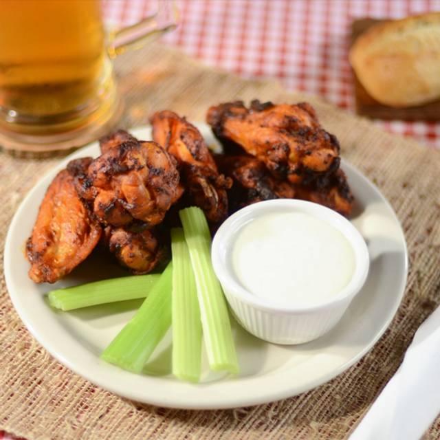 King's Smoked Wings  - Kings Biergarten & Restaurant, Pearland, TX