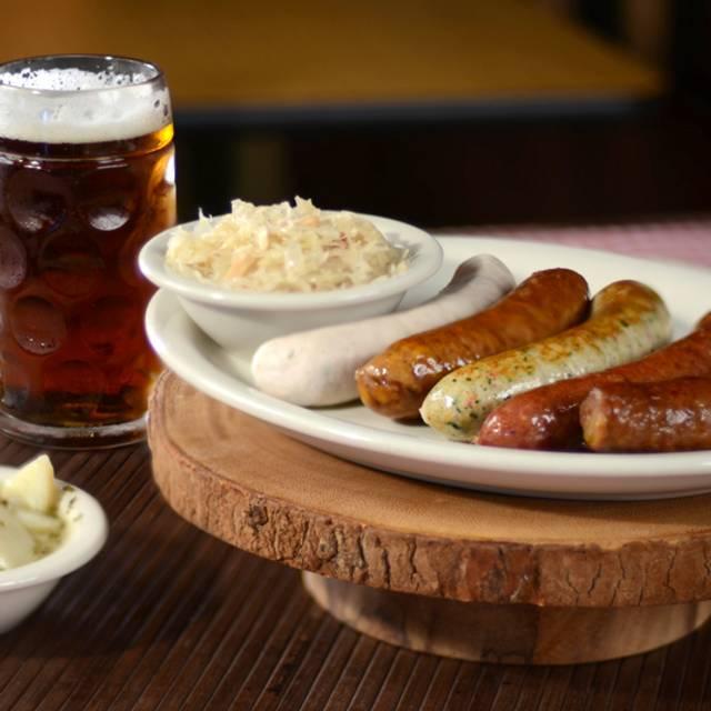 Sausages  - Kings Biergarten & Restaurant, Pearland, TX