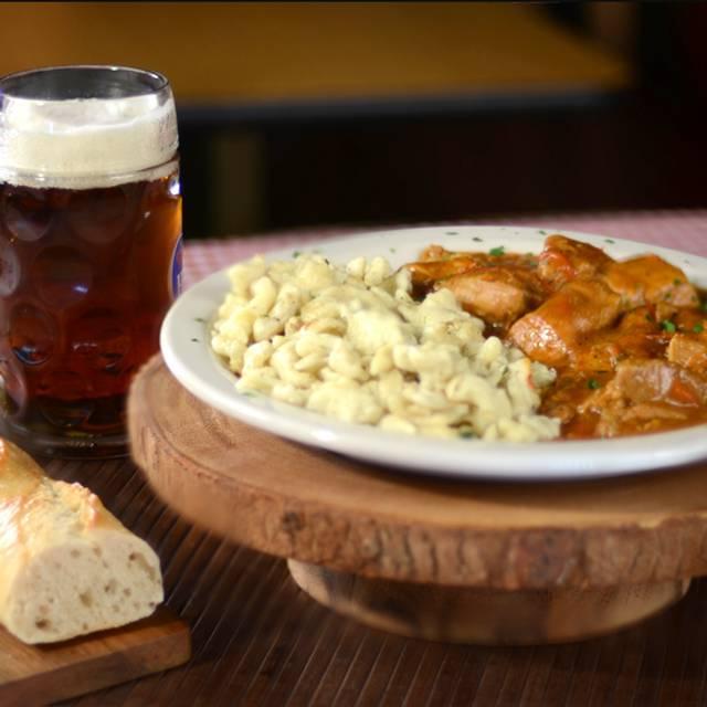 Hungarian Gypsy Stew - Kings Biergarten & Restaurant, Pearland, TX