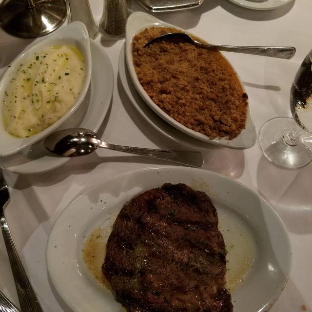 Ruth's Chris Steak House - New York City - Midtown, New York, NY