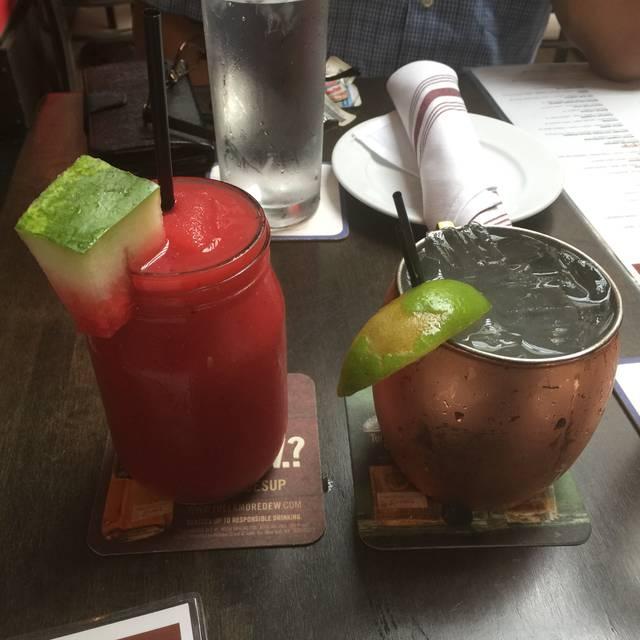 Bar.bacoa, Atlanta, GA