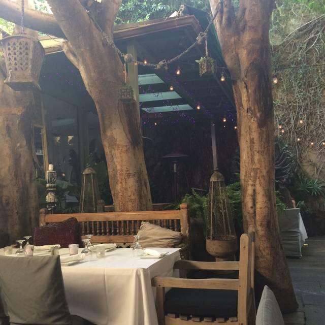 Sur Restaurant, West Hollywood, CA