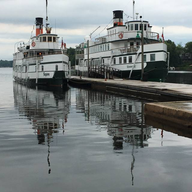 Dock of the Bay, Gravenhurst, ON