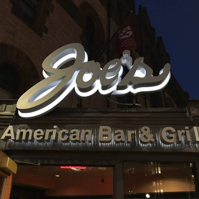 Joe's American Bar and Grill - Boston, Boston, MA