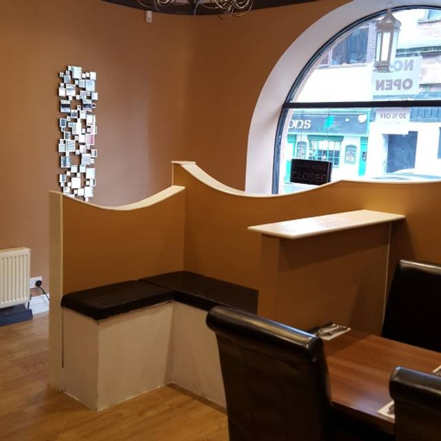 The 43 latin Steakhouse and Grill, Kilmarnock, East Ayrshire